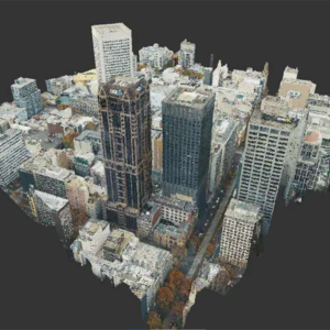 3D Aerial Point Cloud