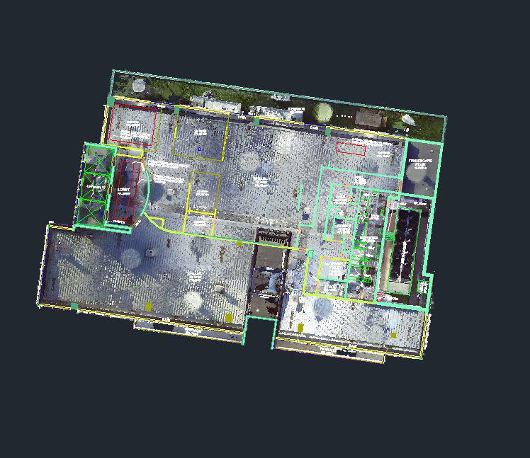 How to import a Point Cloud into AutoCAD